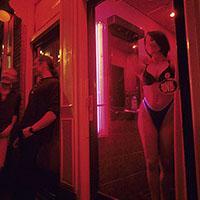 Amsterdam - erotika a nočný život